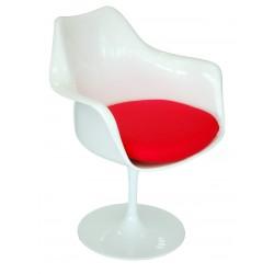 Krzesło TulAr Inspirowane Projektem Tulip Armchair