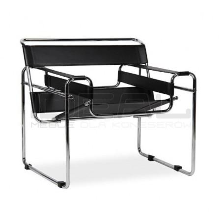 Fotel designerski Wassily