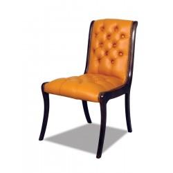 Krzesło Henry Plus w skórze