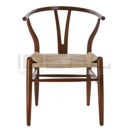 Krzesło inspirowane projektem Wishbone - Wicker