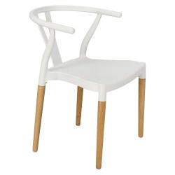 Krzesło inspirowane Wishbone - Wicker PP