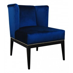 Fotel Art Deco Ludwig