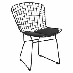 Krzesło Harry Black