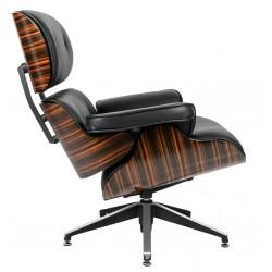 Fotel Bauhaus Lounge  - sklejka heban