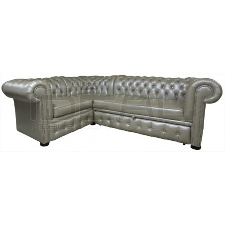 Narożnik Chesterfield March Rem