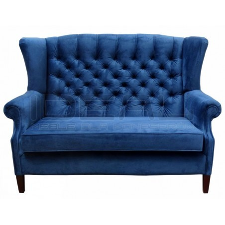 Sofa Chesterfield Uszak