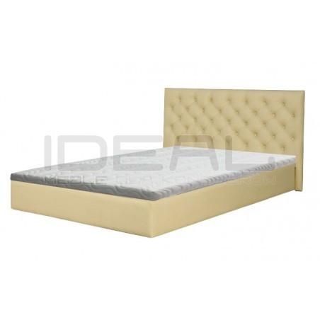 Łóżko Chesterfield Classic skóra