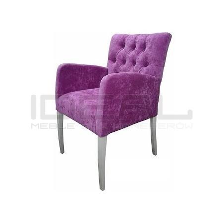 Krzesło Chesterfield Aurora