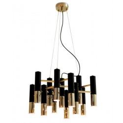 Lampa Wisząca Golden Pipe 13