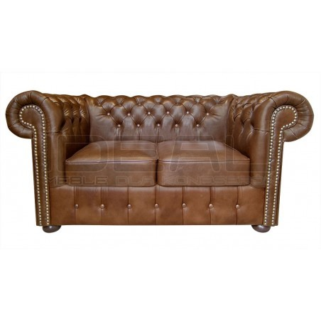Sofa Chesterfield Classic XL skóra
