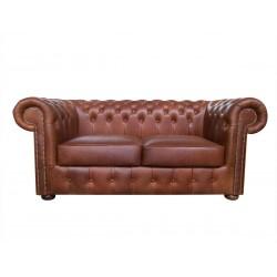 Sofa Chesterfield Classic XL Old skóra