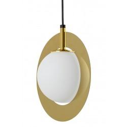 Lampa wisząca AURORA złota