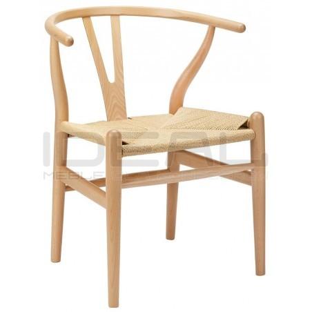Krzesło Boho Wishbone