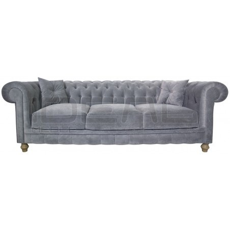 Sofa Chesterfield Lady 4 os.