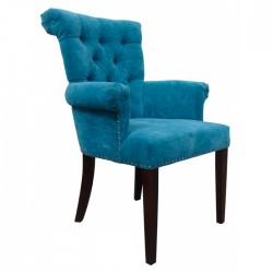 Krzesło Chesterfield Karina Z Podłokietnikami