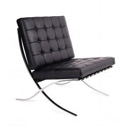 Fotel Inspirowany Projektem Barcelona