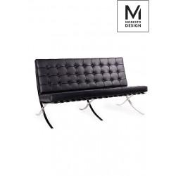 Sofa Inspirowana Projektem Barcelona Mod 2 os. w ekoskórze