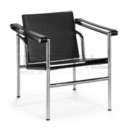 Fotel Inspirowany Projektem Lc1 Design