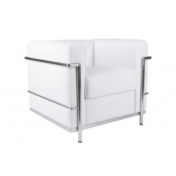 Fotel Bauhaus Kubik Inspirowany Projektem Lc2