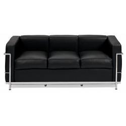 Sofa Kubik Inspirowana Projektem Lc2 3 os.