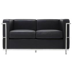 Sofa Inspirowana Projektem Lc2 2 os.