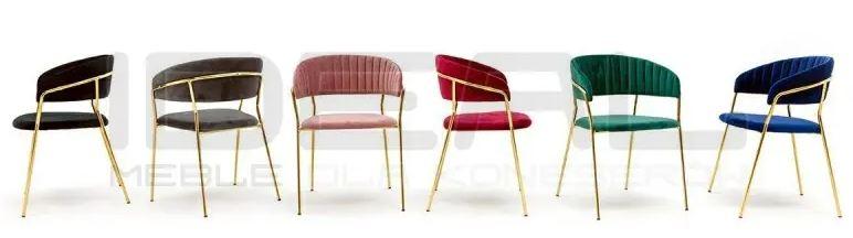 Krzesła glamor margo