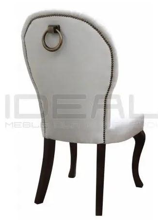 Krzesła Glamour Chesterfield Ludwika
